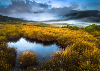 The Alpine Tarn - Cradle Mountain Nat Park - Tasmania