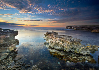 The Limestone Sea - Innes Nat Park - SA