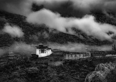 A Bhutanese Monestary