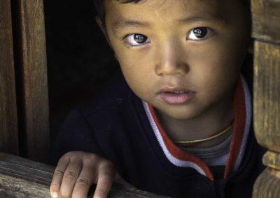 A Boy of Bhutan#4 (Bhutan)