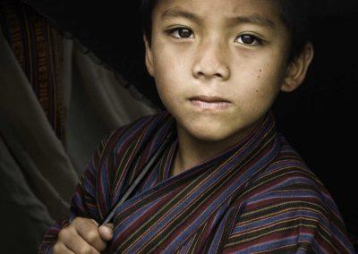 A boy of Bhutan #3 (Bhutan)