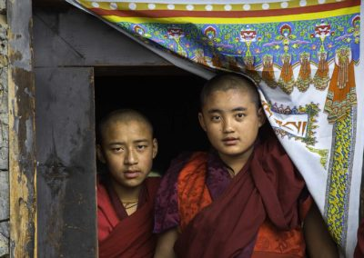 Acolytes revealed (Bhutan)