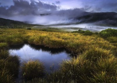 An Alpine Tarn - Cradle Mountain, Tasmania