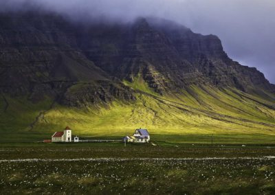 An Icelandic Farm