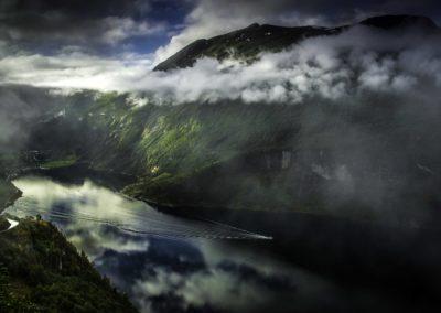 Geirangerfiord - Norway