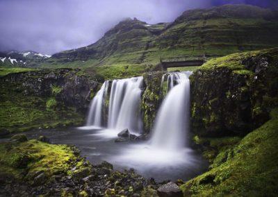 Kirkjufell waterfall - Iceland