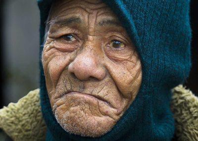 Morose Old Fisherman (Vietnam)