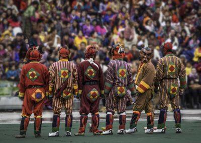 The Clowns (Bhutan)