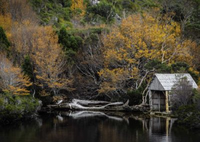 Fagus and boathouse