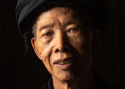A minority man in Long-ji